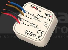 ZNP-15-14 14VDC 15W Zasilacz LED dopuszkowy