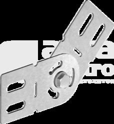 LGJH50 Łącznik przegubowy korytka