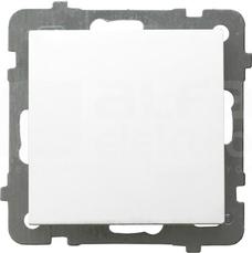 AS 10AX IP20 biały Łącznik jednobiegunowy
