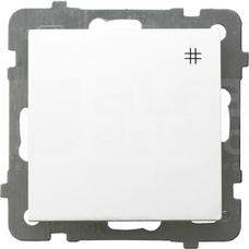AS 10AX IP20 biały Łącznik krzyżowy