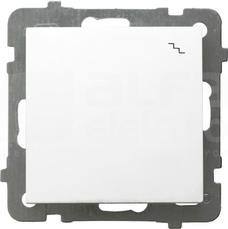 AS 10AX IP20 biały Łącznik schodowy
