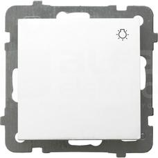 AS 10AX IP20 biały Łącznik zwierny światło