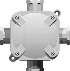 ONH-4B5 5x4mm2 IP67 Odgałęźnik instalacyjny