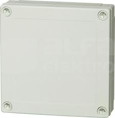 PC125/35LG 130x130x35 IP67 Obudowa pokrywa szara