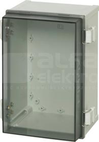 CABPC302018T 300x200x180 IP65 Szafka PC pokr.przezr.