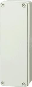 ABS F 85 G 230x80x85 IP67 Obudowa pokrywa szara
