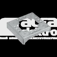 CONNECT aluminium Podstawa kanału