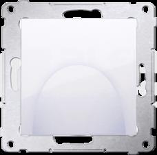 SIMON54 biały Przyłącze kablowe