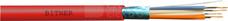 HTKSHekw PH90 3x2x0,8 Kabel TKS bezhalogenowy ognioodporny