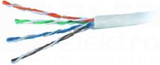 UTP 4x2x0,5 kat.5e PVC Przewód teleinformatyczny (305)