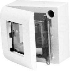 OBUDOWA OBUK-2/M 2-MOD NATYNKOWA Emiter 45x45
