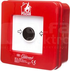 WP-2s ROP A 2NO Ręczny ostrzegacz pożarowy