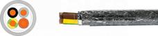 TOPFLEX-EMV-2YSLCY-J 4G2,5 Przewód falownik.2xekran