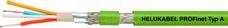 PROFINET A 2x2x0,64 PVC Przewód komunikacji