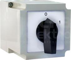 4G10-10-PK 0-1 3P Łącznik krzywkowy w obudowie