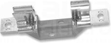 PBD 3 630A srebrzona Podstawa bezpiecznikowa