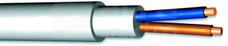 YDY 5x2,5 żo /750V biały Przewód inst.wielożyłowy