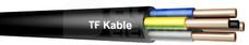 YKY 3x1,5 żo /1kV RE Kabel energetyczny