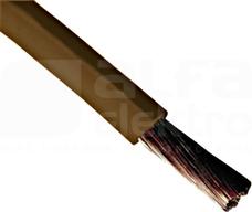 H07V-K 6 brązowy Przewód jednożyłowy (LgY)