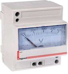 0-500V Woltomierz analogowy