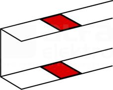 DLP-N biały Osłona połączenia podstawy