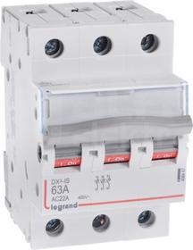 FR 303 63A 3P Rozłącznik