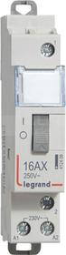PB 401 16A/250V 1P Przekaźnik bistabilny