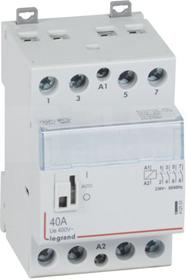 SM 340 40A 230V 4NO Stycznik modułowy z manipulatorem