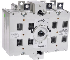 DCX-M I-0-II 250A 3P Przełącznik zasilania