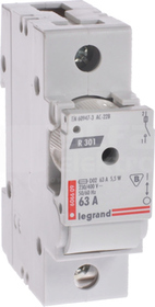 R 301 63A 1P Rozłącznik bezpiecznikowy