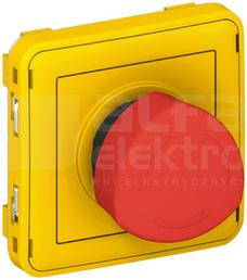 PLEXO55 IP55 żółto-czerwony Wyłącznik awaryjny