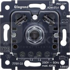 SISTENA/L 420VA/W Mechanizm ściemniacza