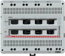 F441 Węzeł audio/Wideo do systemu wideodomofonowego