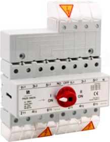 PRZK-4063/W02 4P 63A Przełącznik zasilania