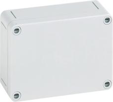 TK PS 1309-6-O 130x94x57 IP66 Obudowa pusta polistyrenowa