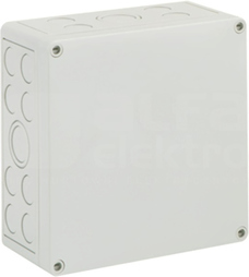 TK PC 1818-9-M 180x180x90 IP66 Obudowa pusta poliwęglanowa