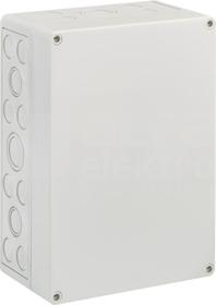 TK PC 2518-11-M 254x180x111 IP66 Obudowa pusta poliwęglanowa