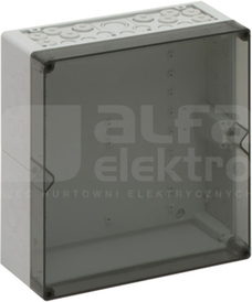 AKL 2-T 300x300x132 IP65 Obudowa pusta