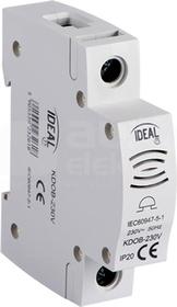 KDOB 230V Dzwonek elektryczny