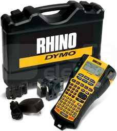 RHINO 5200 zestaw walizkowy DRUKARKA DYMO
