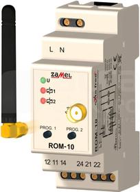 ROM-10 Radiowy odbiornik modułowy 2-kan.
