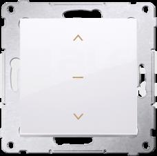 SIMON54 1-0-2 biały Łącznik żaluzjowy trójpozycyjny