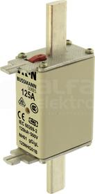 WT/NH-01 gL/gG 125A 500V Wkładka bezpiecznikowa NH podw.wskaźnik