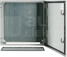 CS-55/250 500x500x250 IP65 OBUDOWA METALOWA Z PŁYTĄ