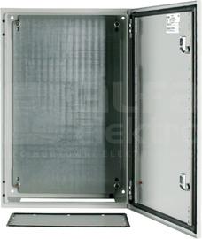CS-64/200 600x400x200 IP65 OBUDOWA METALOWA Z PŁYTĄ