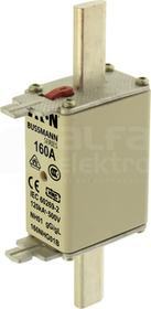 WT/NH-01 gL/gG 160A 500V Wkładka bezpiecznikowa NH podw.wskaźnik