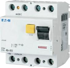 CFI6-40/4/003 AC 4P 40A 0.03 Wyłącznik różn.prąd.4bieg.