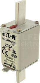 WT/NH-1 gL/gG 200A 500V Wkładka bezpiecznikowa NH podw.wskaźnik