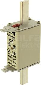 WT/NH-01 gL/gG 63A 500V Wkładka bezpiecznikowa NH podw.wskaźnik
