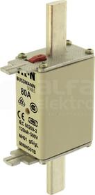 WT/NH-01 gL/gG 80A 500V Wkładka bezpiecznikowa NH podw.wskaźnik